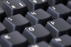 SHOP spelled on keyboard Stock Images