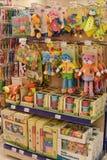 Shop toys Stock Image