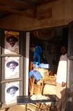 A shop, Uganda Stock Photo