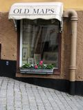 Shop window Stock Image