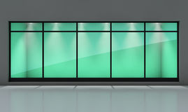 Shop Window Display Stock Images