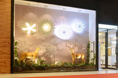 Shop window  front Royalty Free Stock Images