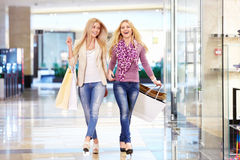 Shopaholic Stock Photography