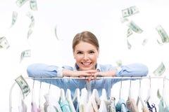 Shopaholic Стоковая Фотография RF