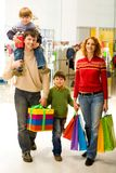 Shopaholics Royalty Free Stock Image