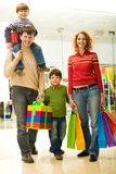 Shopaholics Royalty Free Stock Photography