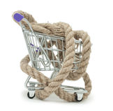 Shopaholism Stock Image
