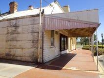 Shopfront rural Australia Fotografía de archivo