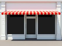 Shopfront Stock Photo