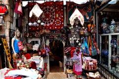 Shopfront turco Immagini Stock