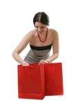 shoping успешный Стоковая Фотография RF