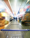 Shoping lizenzfreies stockfoto
