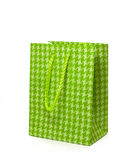 Shoping bag. Isolated on a white background Royalty Free Stock Images