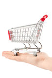 Shoping Cart Royalty Free Stock Images