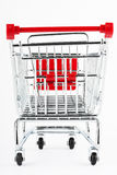 Shoping Cart Royalty Free Stock Photography