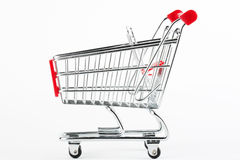 Shoping Cart Stock Photography