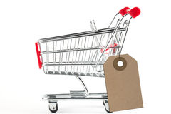 Shoping Cart Stock Photo