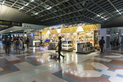 Shoping dutty livre no aeroporto Tailândia de Bankok Imagens de Stock Royalty Free