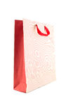 shoping paper bag Royalty Free Stock Images