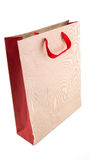shoping paper bag Stock Images