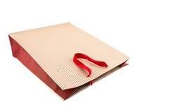 Shoping paper bag Stock Image