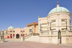 Shoping Straße EL Mercato im Sharm-EL-Scheich Stockbild