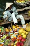 shopkeeper Royaltyfri Foto
