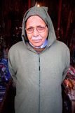 The shopkeeper Stock Images