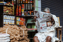 Asian Shopkeeper Editorial Photography Image 36072672