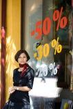 shoppa Royaltyfria Foton