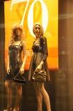 Shoppa av fönstret 70 procent Royaltyfri Fotografi