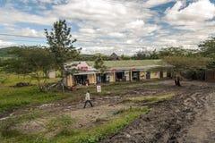 Shoppa av Tanzania Fotografering för Bildbyråer
