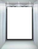 Shoppa fönstret. Vektorillustration. vektor illustrationer