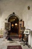 Shoppa för antikviteter, Ljubljana Arkivfoton