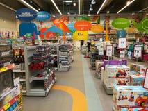 Shoppa för barn och newborns Arkivfoto