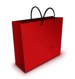 shoppa för jul vektor illustrationer