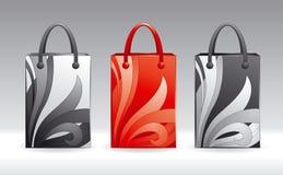 shoppa för påsar Fotografering för Bildbyråer