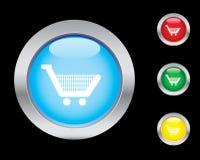 shoppa för symboler Royaltyfri Foto