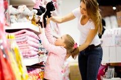 Shoppa för toys royaltyfria bilder