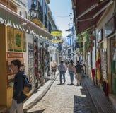 Shoppa i Andalusia Royaltyfri Bild