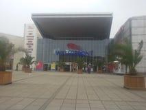 Shoppa i Bremen i strand Royaltyfria Foton