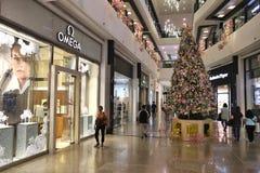 Shoppa i Manila arkivbilder