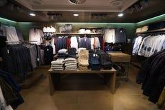 Shoppa inre Royaltyfria Bilder