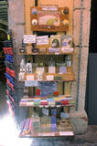 Shoppa Marseille tvålar Royaltyfria Foton