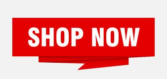 shoppa nu stock illustrationer