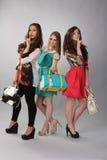 Shoppa rabatter, men någon härom Fotografering för Bildbyråer