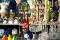 shoppa souvenir Fotografering för Bildbyråer