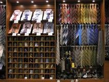 shoppa tien Royaltyfri Bild