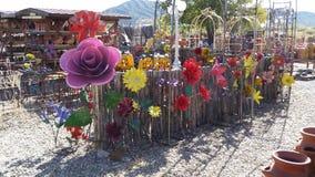 Shoppa tur till Santa Fe Royaltyfria Foton