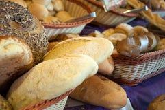 shoppar läckra nya för bröd royaltyfri fotografi